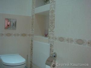 Отделка туалета в Чебоксарах