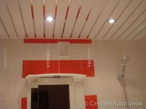 Реечные потолки в Чебоксарах